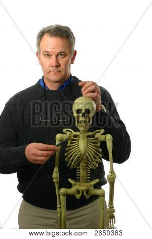 Teacher Of Anatomy