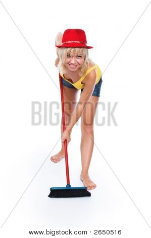 The Cheerful Cleaner