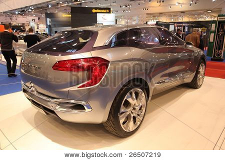 Citroen Hypnos Diesel Hybrid