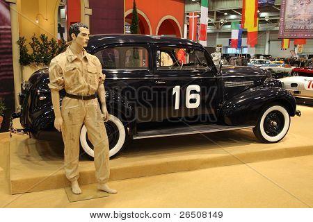 Histórico Chevrolet Master De Luxe