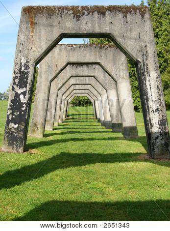 Interlocking Arches