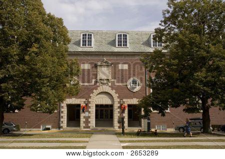 Huff Hall