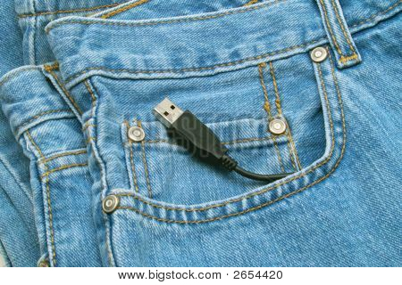 Usb In Pocket