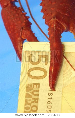 Craw-fish And Euro