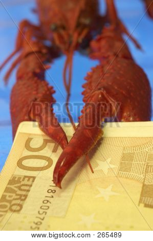 Crawfish And Euro