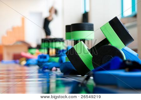 Equipment For Aqua Aerobics