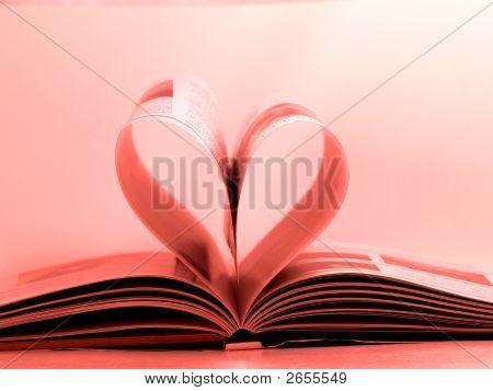 Heart Book3 Pink