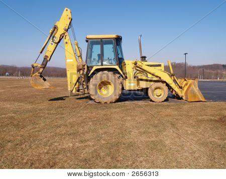 Front End Loader Construction Equipment