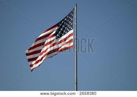 The Flag Of Our Country