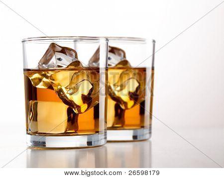 Whisky weiß