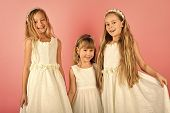 Friendship, Look And Hairdresser At Wedding. Friendship And Family Values poster