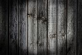 An Image Of A Beautiful Old Grunge Wood Background With Dark Vignetting. poster