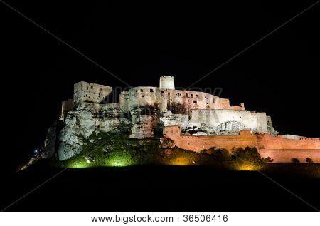 Spissky Hrad (Castle), Slovakia