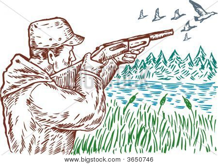 Duck Huntng