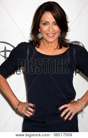LOS ANGELES - AUGUST 1:  Patricia Heaton arrive(s) at the 2010 ABC Summer Press Tour Party at Beverly Hilton Hotel on August 1, 2010 in Beverly Hills, CA.