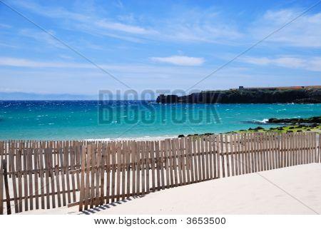 Gusty Coast Of Tarifa, Spain