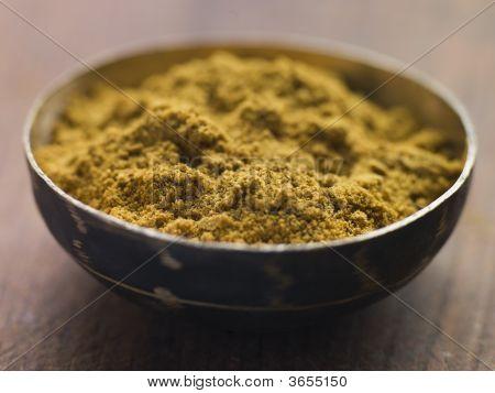 Dish Of Ground Cumin