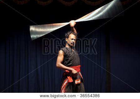 Kalarippayat Master