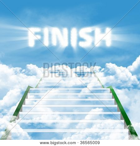 Steps To Finish