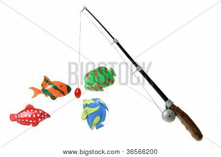 Toy Fishing Game