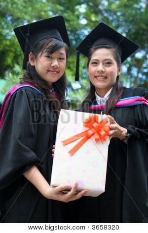 Asian University Graduates