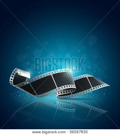 Kamera-Film-Rolle