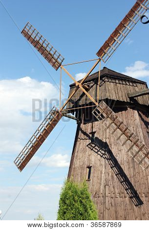 windmill  in Belarus