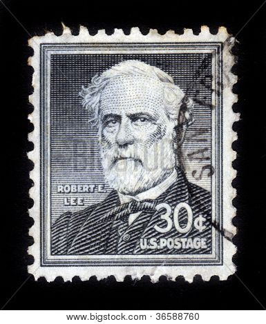 Portrait General Robert E. Lee