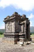 picture of arjuna  - Arjuna temple on Dieng plateau Java Indonesia - JPG