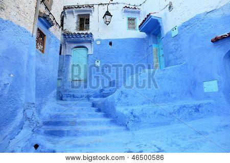 Blue Medina Of Chefchaouen, Morocco