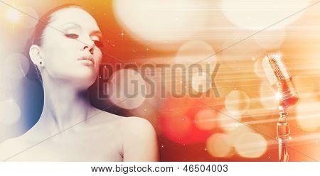 Singing Woman.