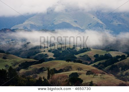Santa Ynez Valley Cloud Cover