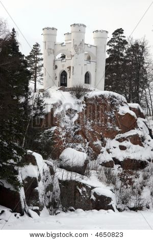 Ludwigsburg Chapel In Mon Repos Park