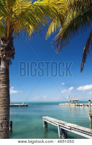 Florida Key Pier