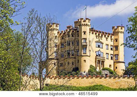 Hohenschwangau Xix Century Castle