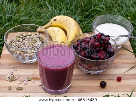 Healthy Berries Juice