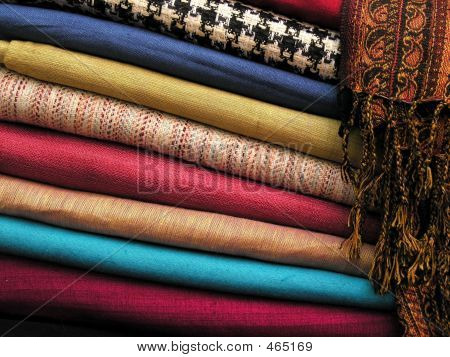 Bundle Of Fabrics