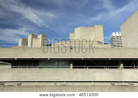 National Theatre in London