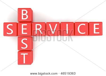 Crossword Best Service