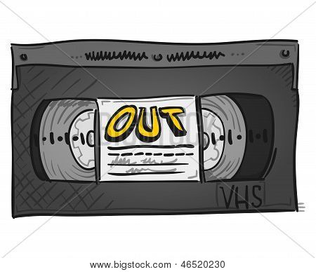 Videokassette