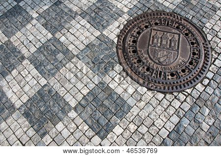 Sett And Sewer Manhole