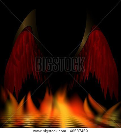 wings of dark angel