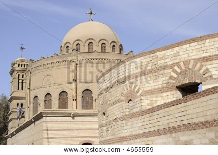 St. George's Church  (cairo - Egypt)