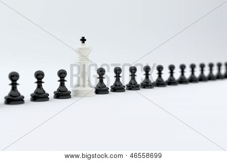 Chess Row Concept