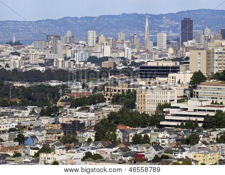 A cidade de San Francisco