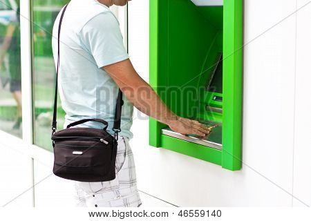 Electronic Banking,  Atm