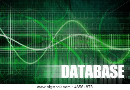 Database Concept for a Corporate Data Allocation
