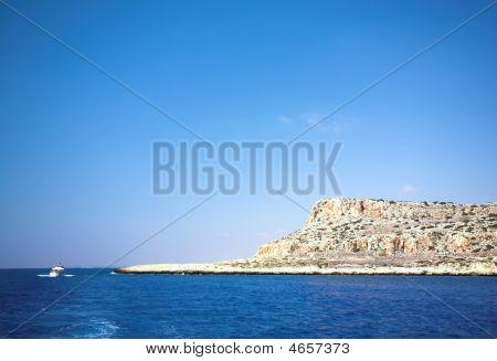 Cape Greco Or Cavo Greco, Agia Napa