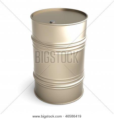 Industrial Barrel.