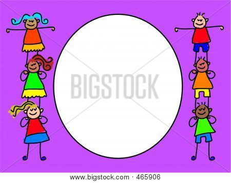 Kids Border
